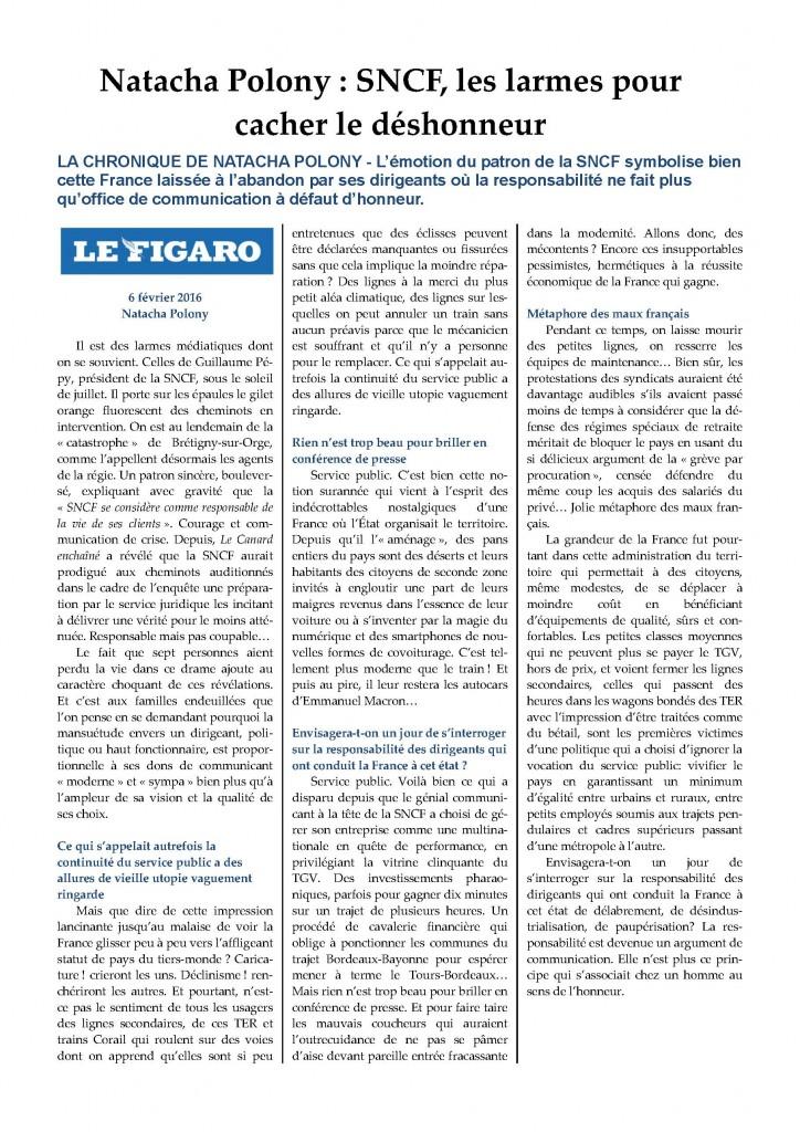 INF_PSL_5 - Natacha Polony, SNCF, les larmes pour cacher le déshonneur